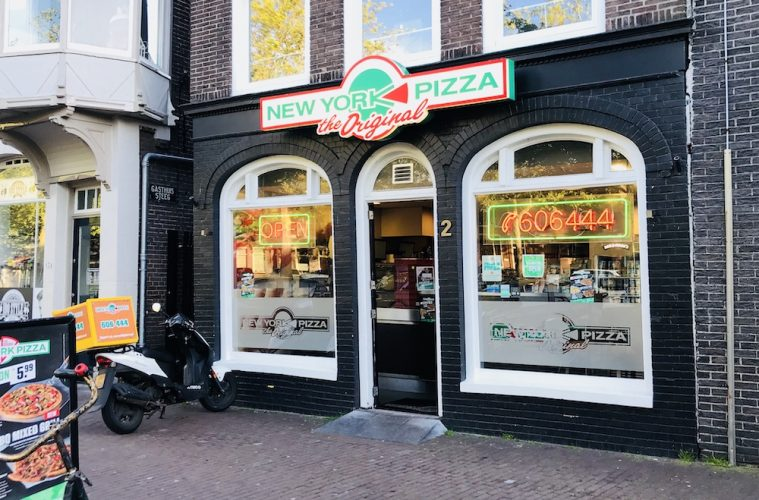 New York Pizza   Purmerend