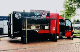 Rolling Pizza Truck | Purmerend